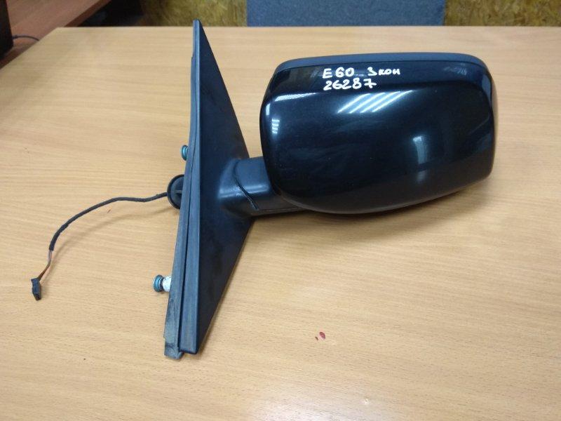 Зеркало левое Bmw 5-Серия E60/e61 2003-2009