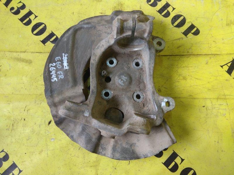 Кулак поворотный передний правый Bmw 5-Серия E60/e61 2003-2009