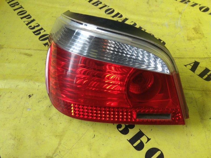 Фонарь задний левый внешний Bmw 5-Серия E60/e61 2003-2009