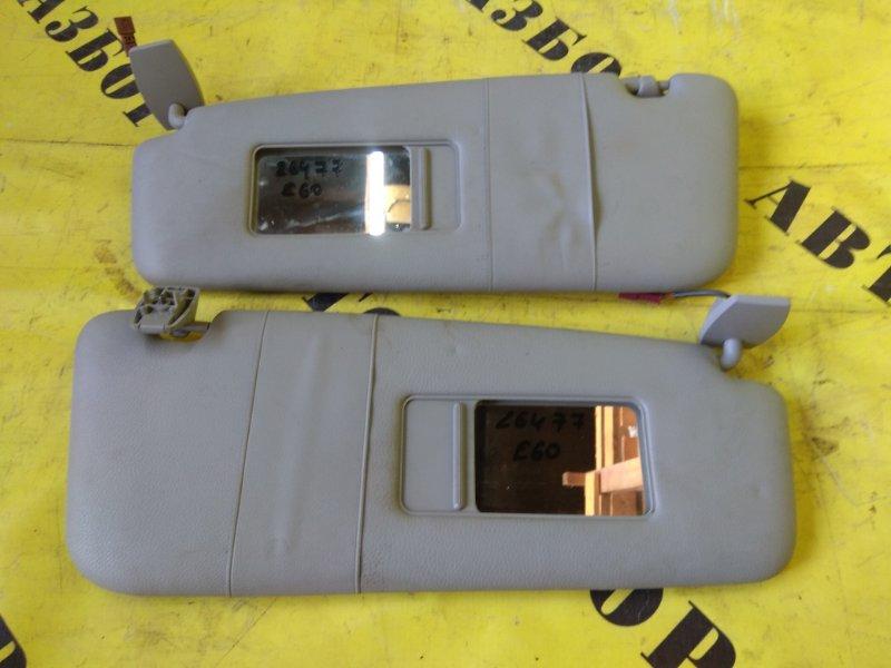 Козырек солнцезащитный Bmw 5-Серия E60/e61 2003-2009