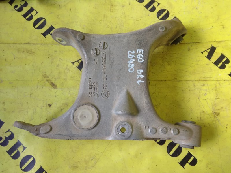 Рычаг задний нижний правый Bmw 5-Серия E60/e61 2003-2009