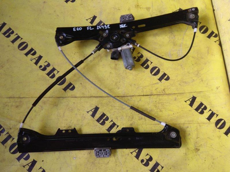 Стеклоподъемник передний левый Bmw 5-Серия E60/e61 2003-2009