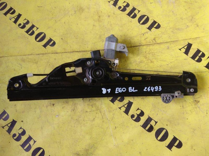 Стеклоподъемник задний левый Bmw 5-Серия E60/e61 2003-2009