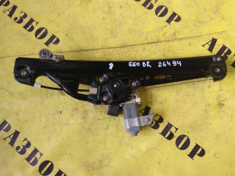 Стеклоподъемник задний правый Bmw 5-Серия E60/e61 2003-2009