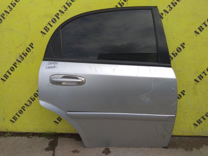 Дверь задняя правая Chevrolet Lacetti 2003-2013
