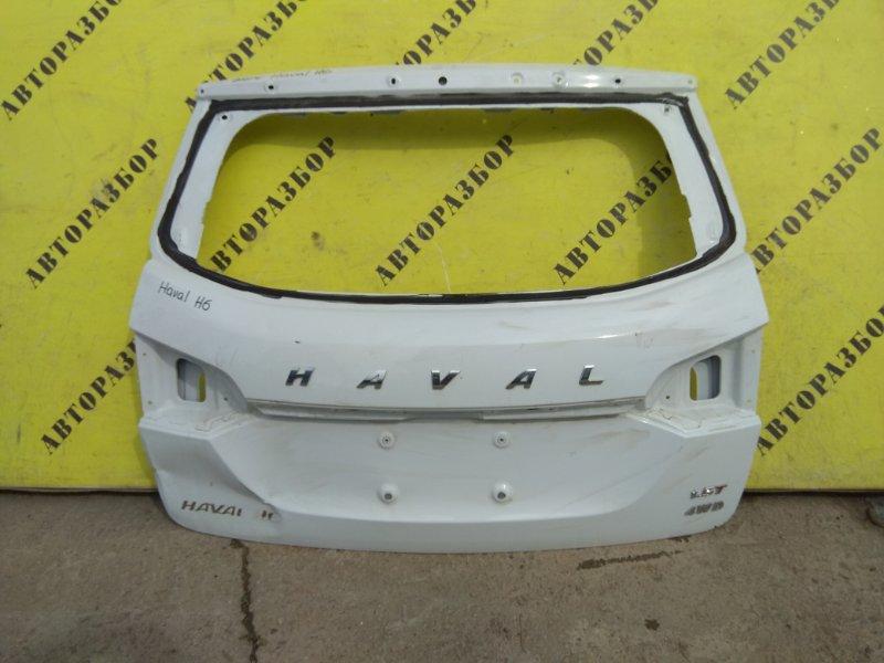 Крышка багажника Haval H6 2014-H.b.