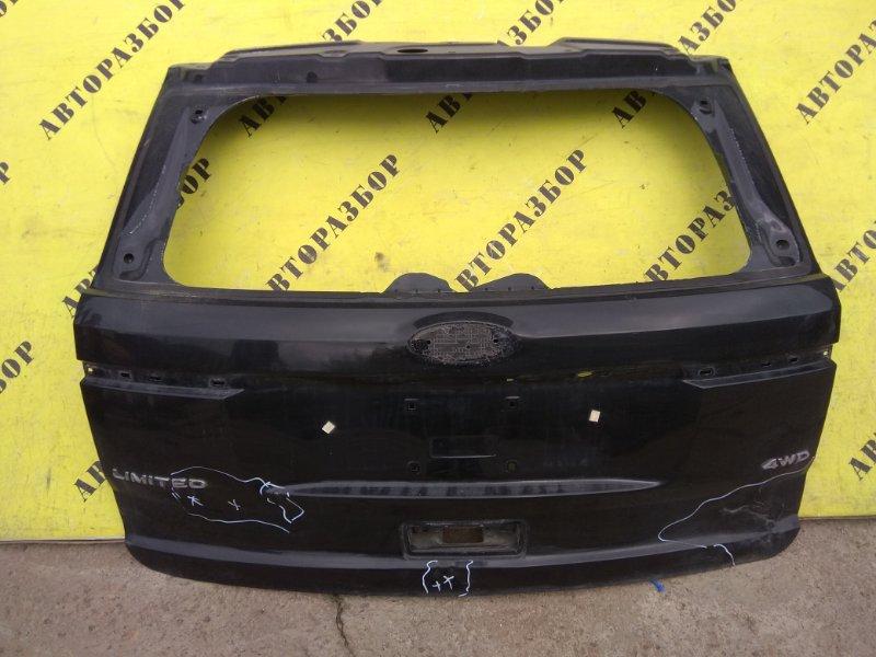 Крышка (дверь) багажника Ford Explorer 2012-H.b.