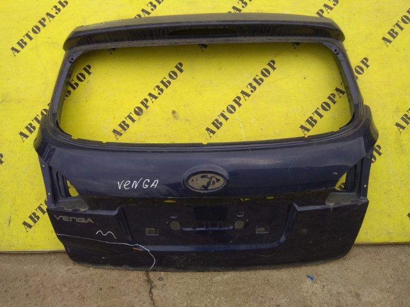 Крышка (дверь) багажника Kia Venga 2010-H.b.