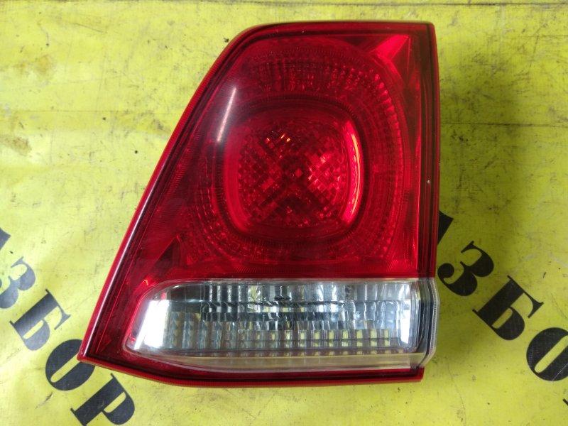 Фонарь задний правый внутренний Toyota Land Cruiser 200 2008-H.b.