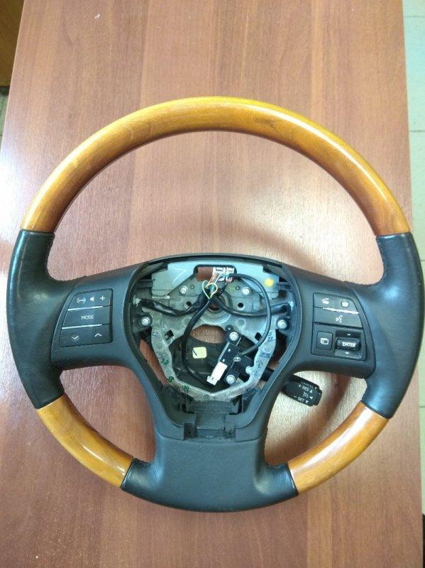 Рулевое колесо для air bag (без air bag) Lexus Rx350 2009-2015 3.5 2GRFE 2011