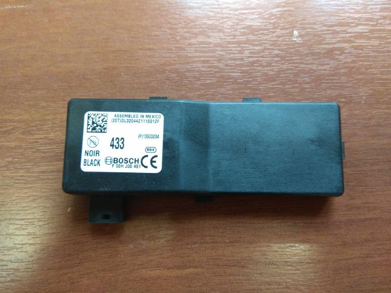 Блок электронный Chevrolet Cruze 2009-2016 СЕДАН 1.6 F16D3 2011