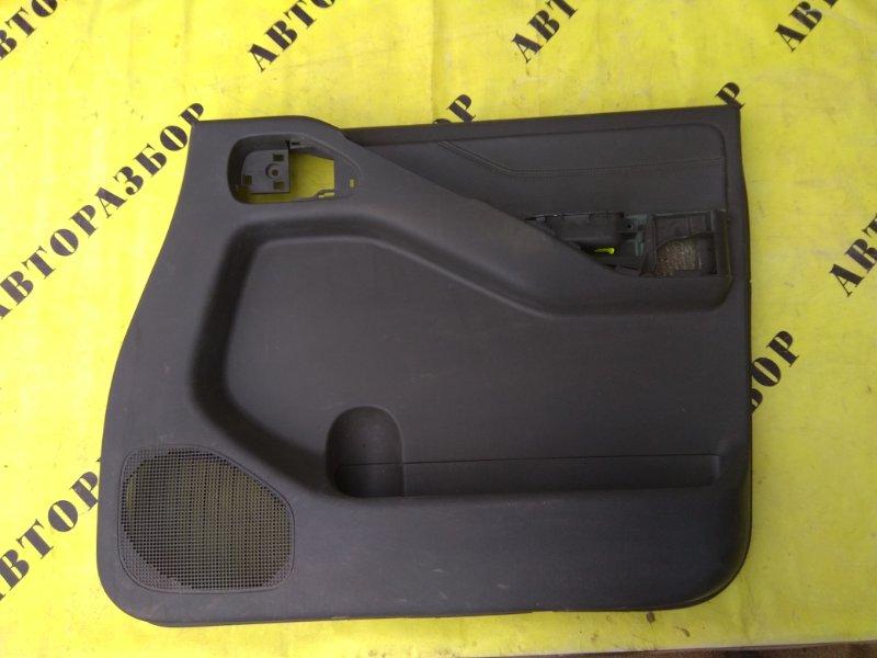 Обшивка двери передней правой Nissan Pathfinder (R51M) 2004-2013 2.5 YD25DDTI 2006