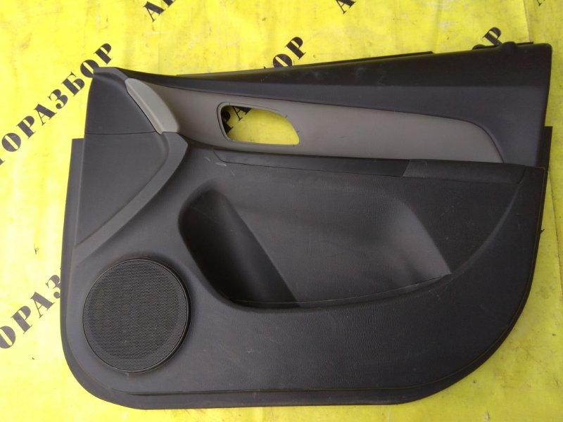 Обшивка двери передней правой Chevrolet Cruze 2009-2016 СЕДАН 1.6 F16D3 2011