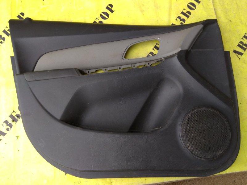 Обшивка двери передней левой Chevrolet Cruze 2009-2016 СЕДАН 1.6 F16D3 2011