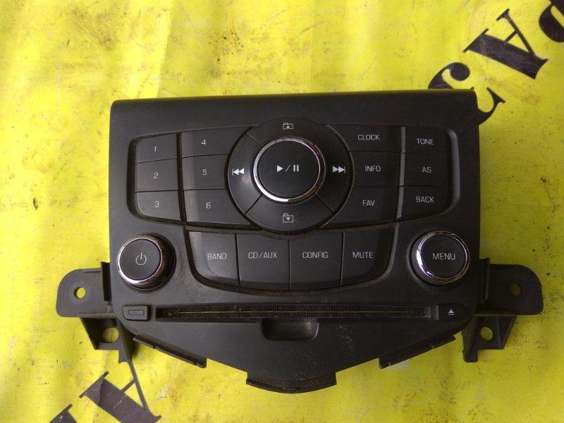 Магнитола Chevrolet Cruze 2009-2016 СЕДАН 1.6 F16D3 2011