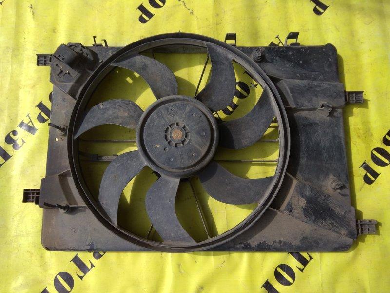 Диффузор вентилятора Chevrolet Cruze 2009-2016 СЕДАН 1.6 F16D3 2011