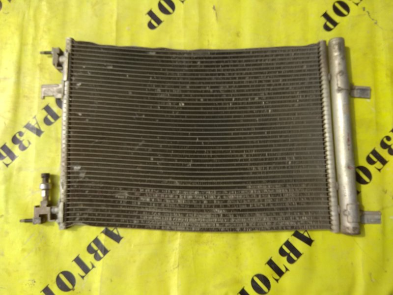 Радиатор кондиционера Chevrolet Cruze 2009-2016 СЕДАН 1.6 F16D3 2011