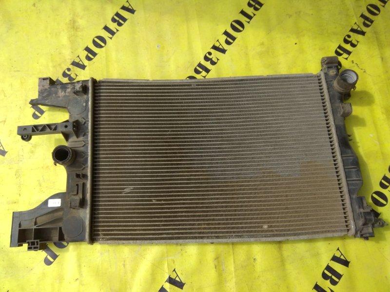 Радиатор основной Chevrolet Cruze 2009-2016 СЕДАН 1.6 F16D3 2011