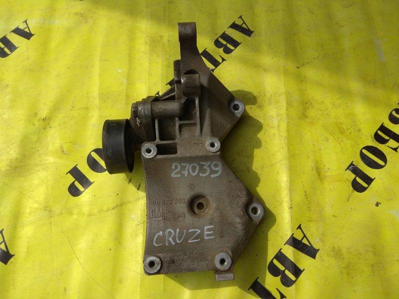 Кронштейн генератора Chevrolet Cruze 2009-2016 СЕДАН 1.6 F16D3 2011
