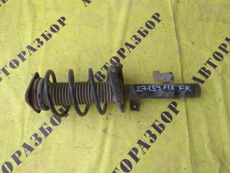 Амортизатор передний правый Ford Focus 2 2008-2011 СЕДАН 1.6 SIDA 115 Л/С 2008