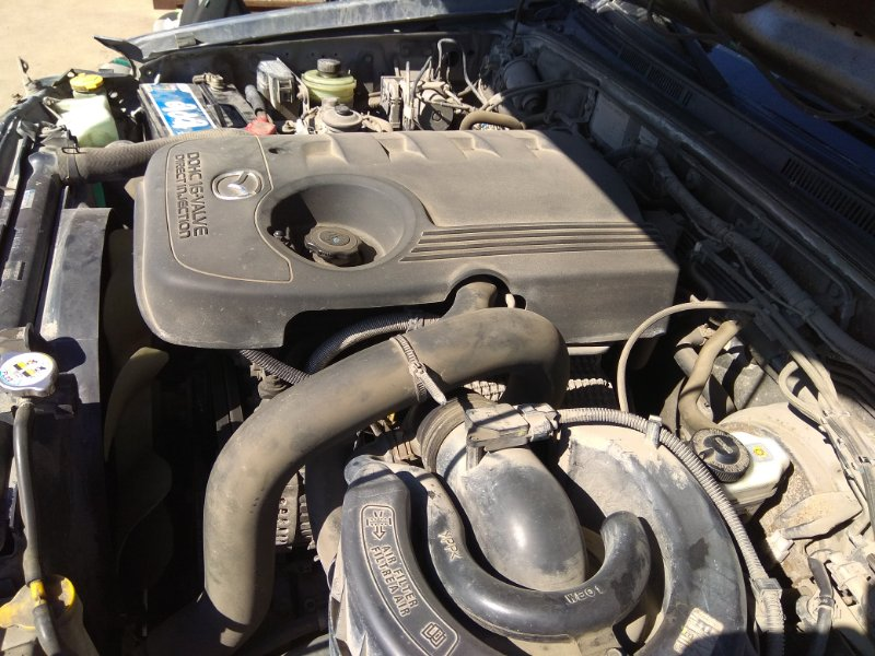 Двигатель Mazda Bt50 Bt-50 2006-2012 2.5 WL TDI 143 Л/С 2008