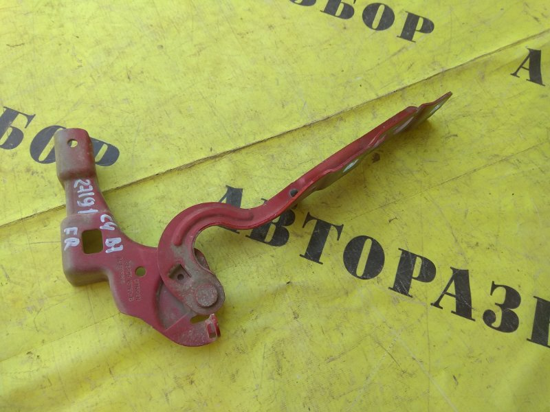 Петля капота правая Citroen C4 2 2011-H.b. ХЭТЧБЕК 1.6 TU5JP4 NFU 2012