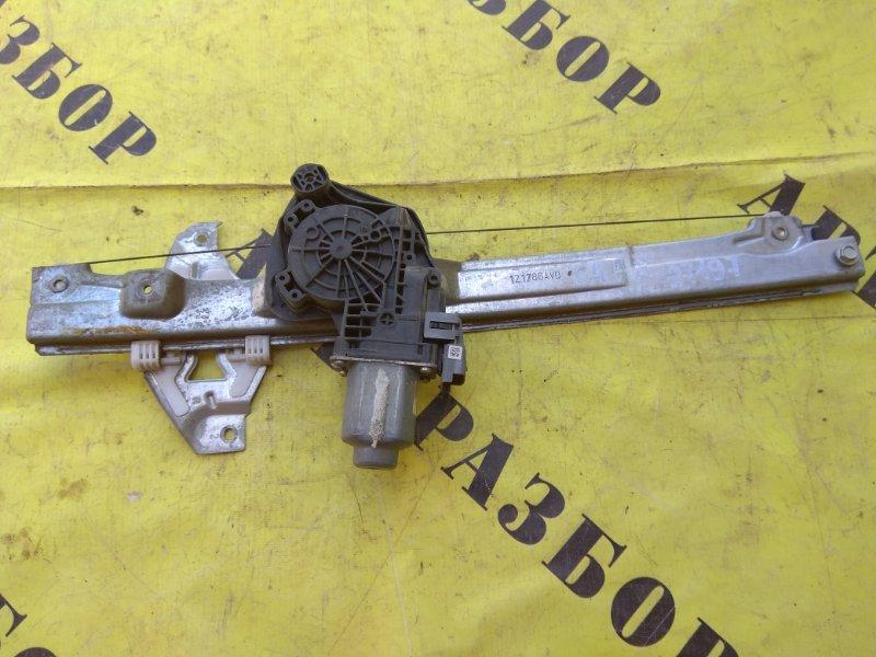 Стеклоподъемник передний правый Citroen C4 2 2011-H.b. ХЭТЧБЕК 1.6 TU5JP4 NFU 2012