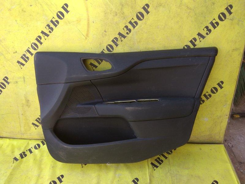 Обшивка двери передней правой Citroen C4 2 2011-H.b. ХЭТЧБЕК 1.6 TU5JP4 NFU 2012
