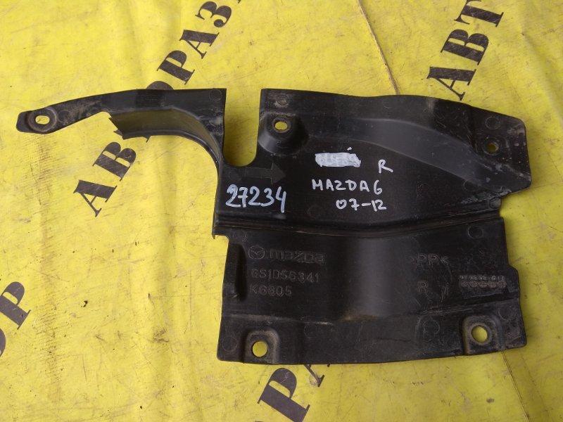 Пыльник Mazda Mazda 6 (Gh) 2007-2012