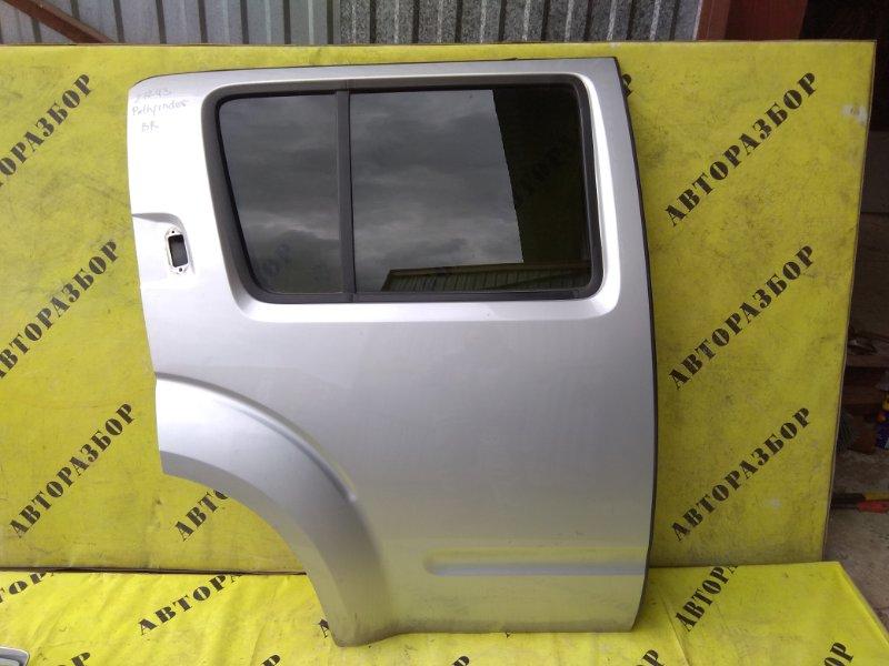 Дверь задняя правая Nissan Pathfinder (R51M) 2004-2013 2.5 YD25DDTI 2006