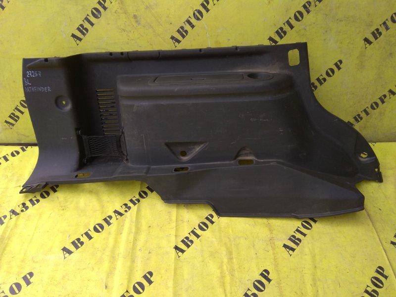 Обшивка багажника Nissan Pathfinder (R51M) 2004-2013 2.5 YD25DDTI 2006