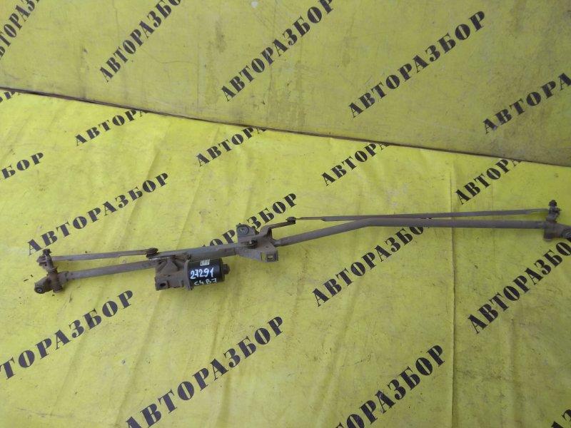 Трапеция стеклоочистителей (дворников) Citroen C4 2 2011-H.b. ХЭТЧБЕК 1.6 TU5JP4 NFU 2012