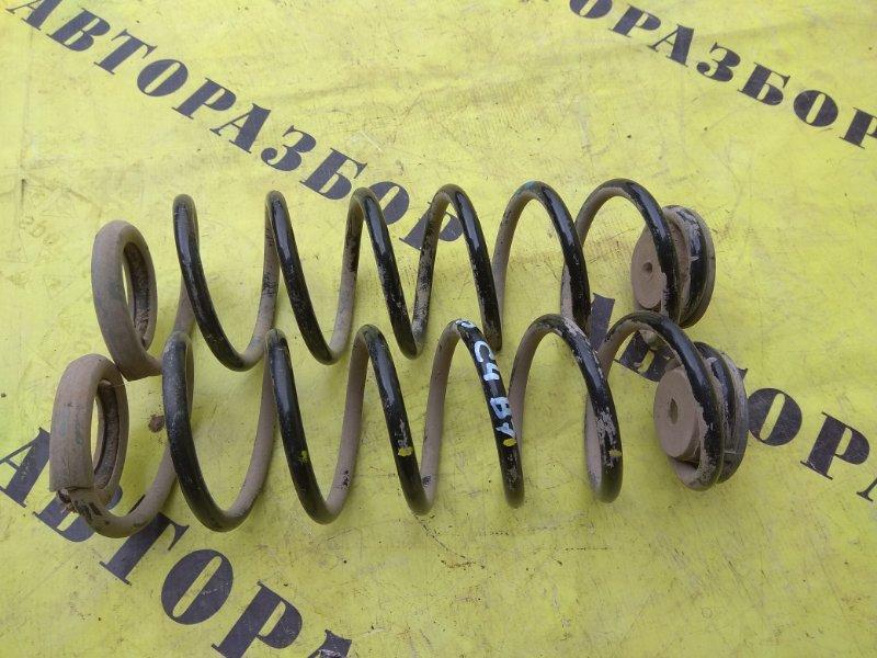 Пружина задняя Citroen C4 2 2011-H.b. ХЭТЧБЕК 1.6 TU5JP4 NFU 2012