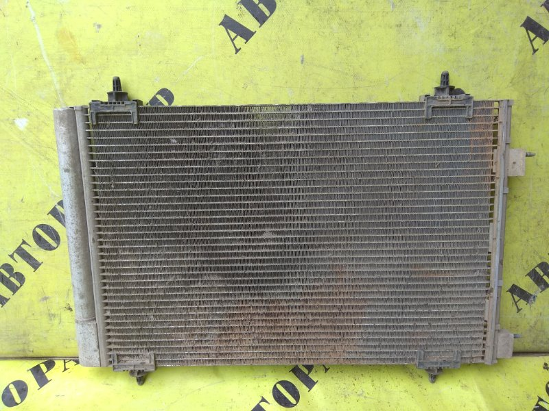 Радиатор кондиционера Citroen C4 2 2011-H.b. ХЭТЧБЕК 1.6 TU5JP4 NFU 2012