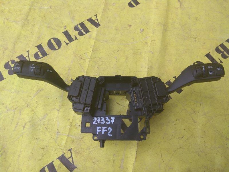 Переключатель поворотов подрулевой Ford Focus 2 2008-2011 СЕДАН 1.6 SIDA 115 Л/С 2008