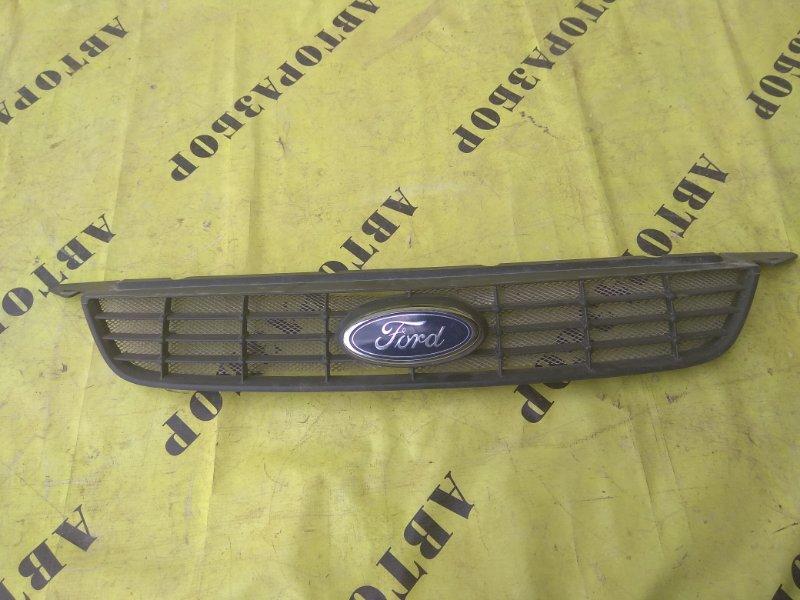 Решетка радиатора Ford Focus 2 2008-2011 СЕДАН 1.6 SIDA 115 Л/С 2008