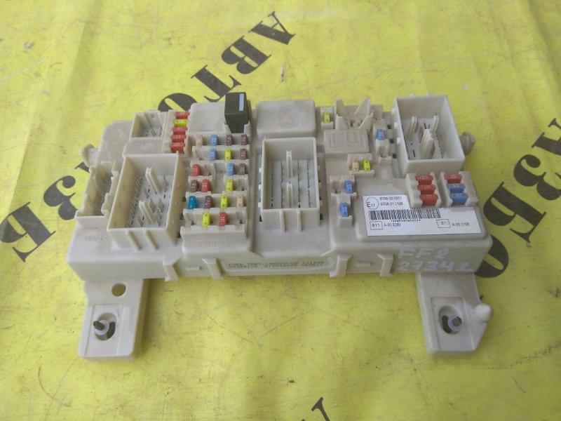 Блок предохранителей Ford Focus 2 2008-2011 СЕДАН 1.6 SIDA 115 Л/С 2008