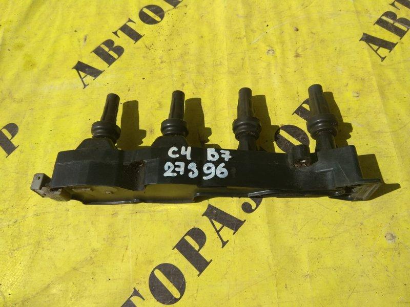 Катушка зажигания Citroen C4 2 2011-H.b. ХЭТЧБЕК 1.6 TU5JP4 NFU 2012