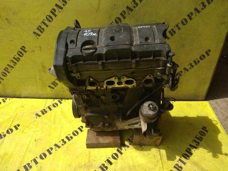 Двигатель Citroen C4 2 2011-H.b. ХЭТЧБЕК 1.6 TU5JP4 NFU 2012