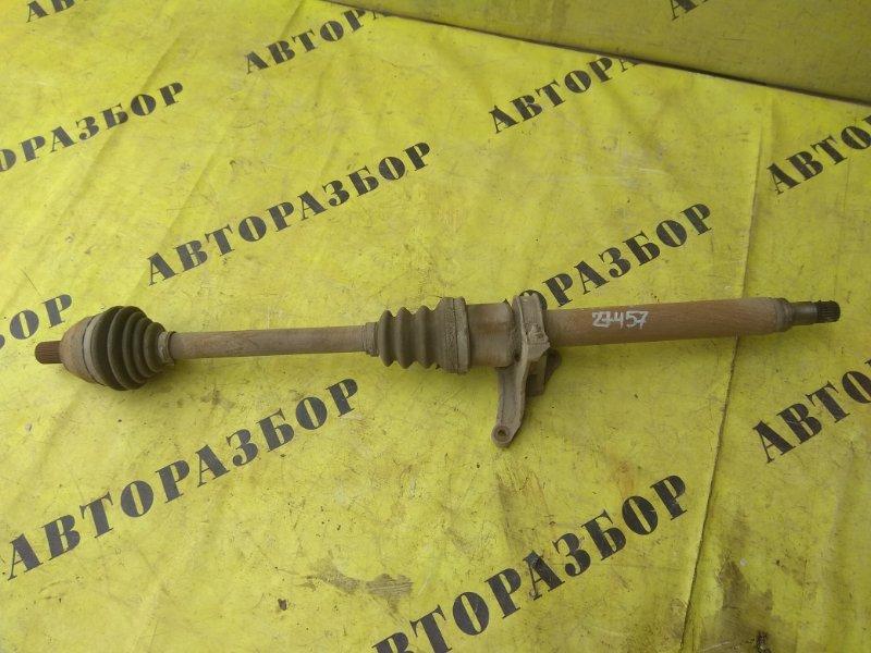 Привод передний правый Ford Focus 2 2008-2011 СЕДАН 1.6 SIDA 115 Л/С 2008
