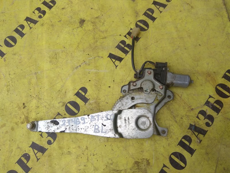Стеклоподъемник задний левый Mazda Bt50 Bt-50 2006-2012 2.5 WL TDI 143 Л/С 2008