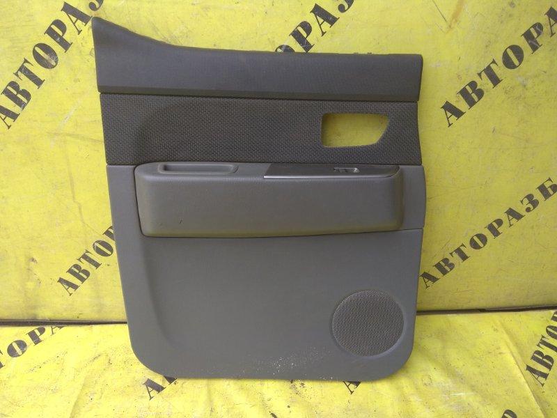 Обшивка двери задней левой Mazda Bt50 Bt-50 2006-2012 2.5 WL TDI 143 Л/С 2008