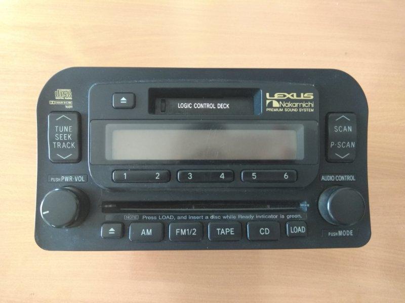 Магнитола Lexus Lx470 1998-2007