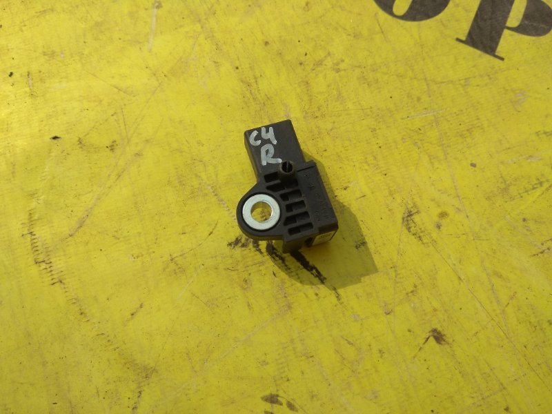 Датчик air bag (удара) Citroen C4 2 2011-H.b. ХЭТЧБЕК 1.6 TU5JP4 NFU 2012
