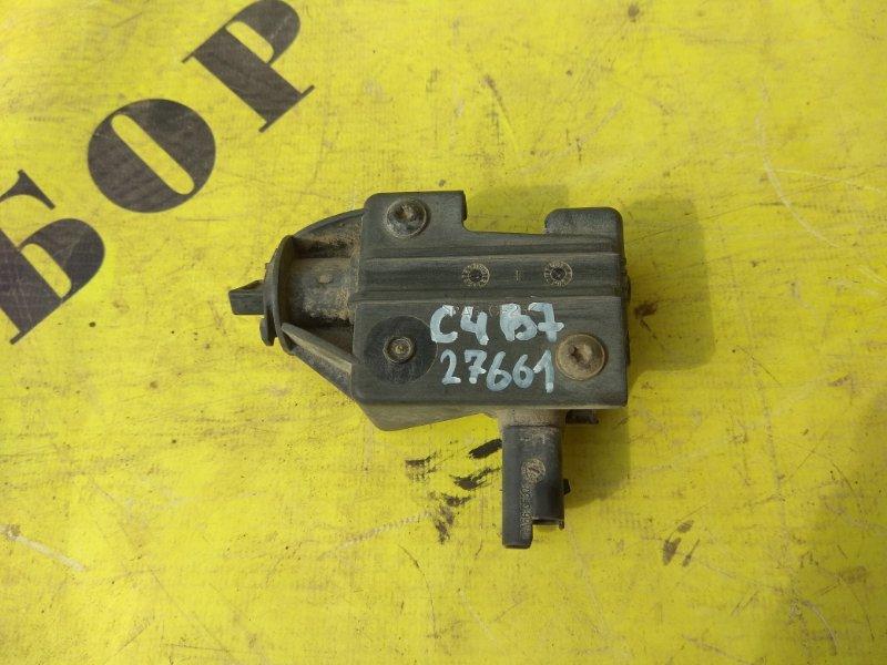 Лючок бензобака Citroen C4 2 2011-H.b. ХЭТЧБЕК 1.6 TU5JP4 NFU 2012