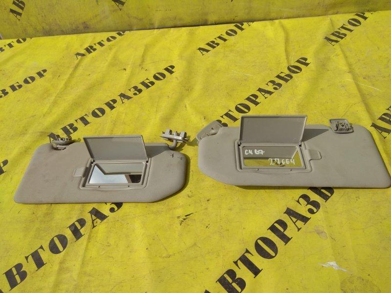 Козырек солнцезащитный Citroen C4 2 2011-H.b. ХЭТЧБЕК 1.6 TU5JP4 NFU 2012