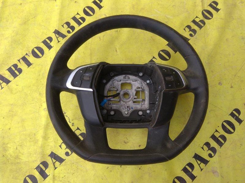 Рулевое колесо для air bag srs (без air bag) Citroen C4 2 2011-H.b. ХЭТЧБЕК 1.6 TU5JP4 NFU 2012