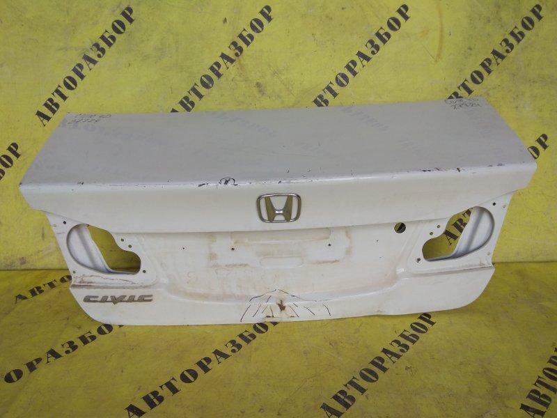 Крышка багажника Honda Civic 4D 2006-2012