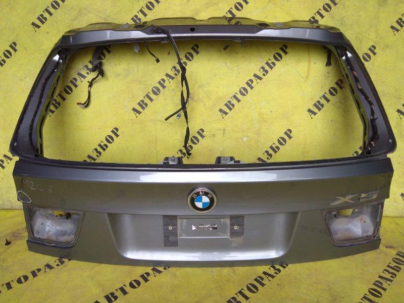 Крышка (дверь) багажника Bmw X5 E70 2007-2013