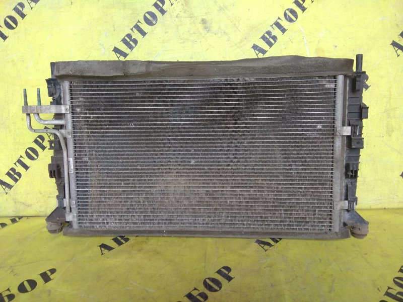 Радиатор охлаждения Ford Focus 2 2008-2011 СЕДАН 1.6 SIDA 115 Л/С 2008